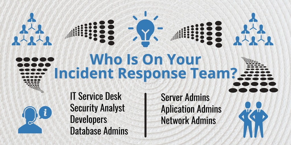 Who is on your incident response team?